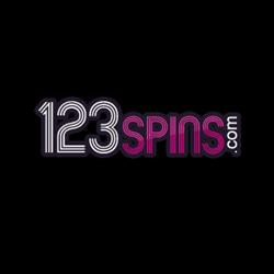 123 Spins Logo